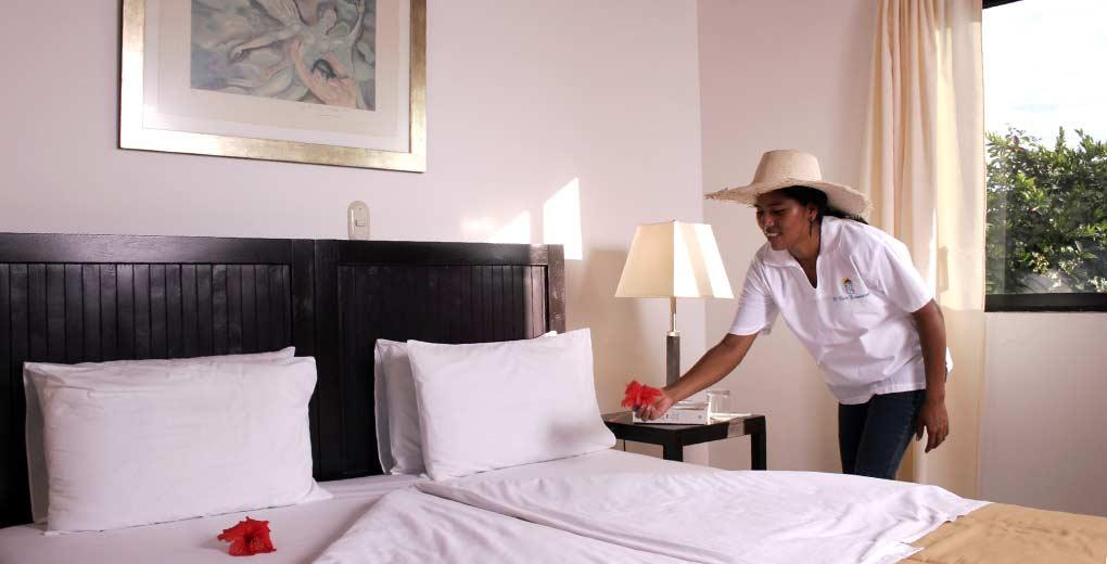 Portada Hotel Manta Ecuador